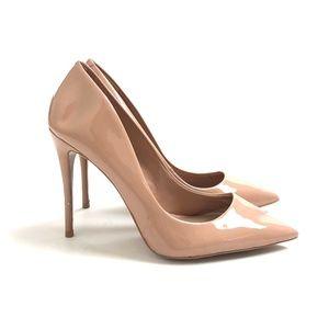 [Aldo] Stessy Nude Heels